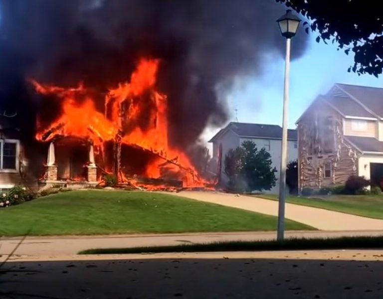 Smoke Damage in Cabool Missouri