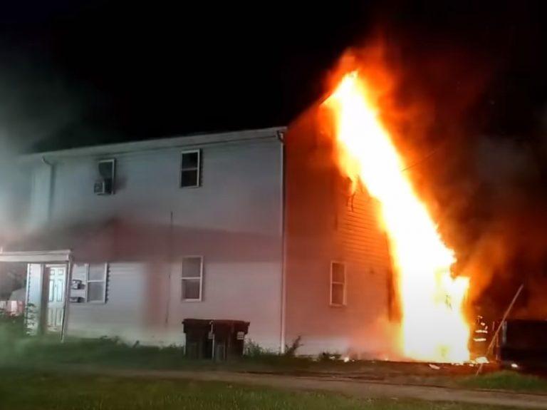 Fire Damage in Fort Leonard Wood Missouri
