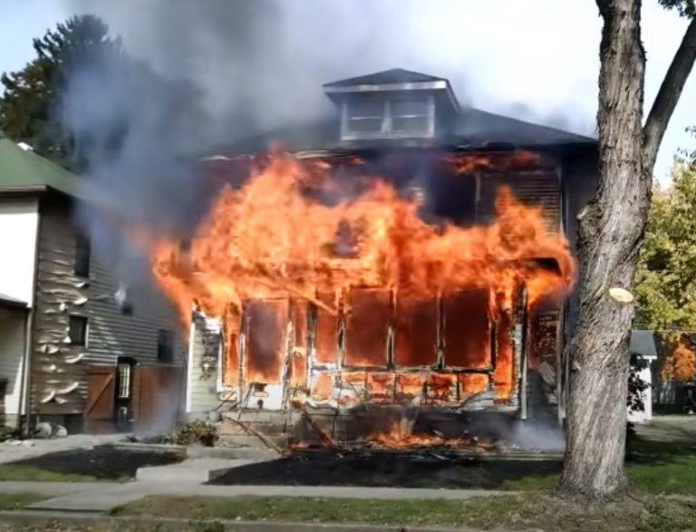 Fire Damage in Platte City Missouri