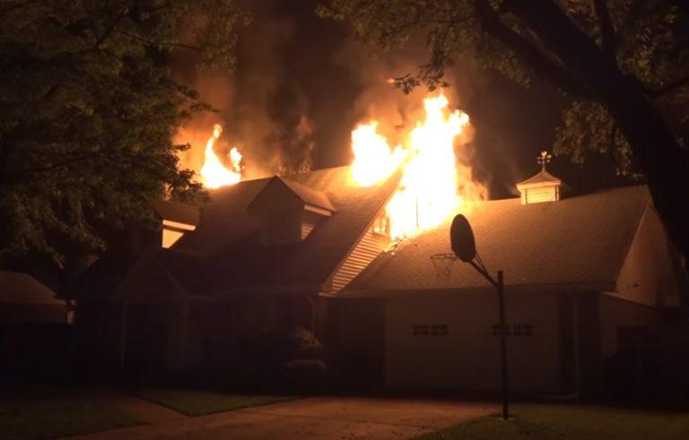 Fire Damage in Caruthersville Missouri