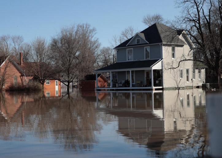 Flood Damage Repair in La Monte Missouri