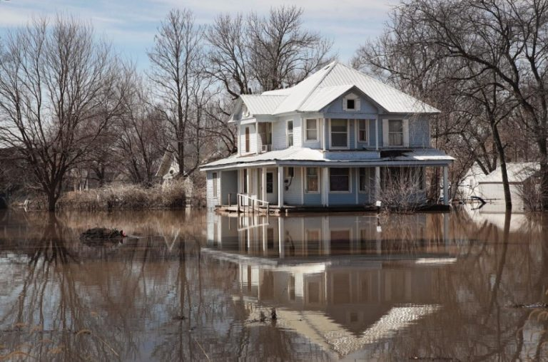 Flood Restoration in Konawa Oklahoma