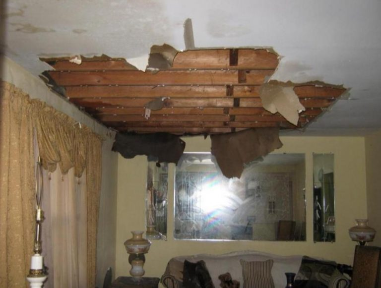Home Water Damage in Garden City Missouri