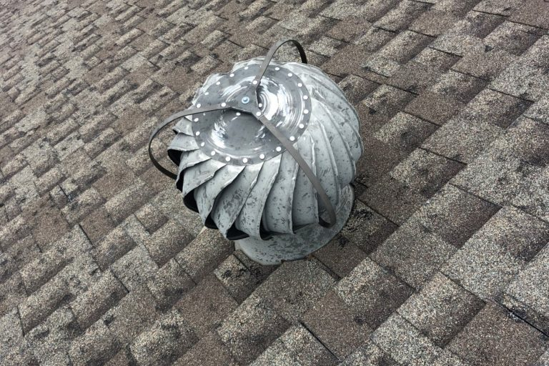 Hail Damaged Asphalt Shingles in Gideon Missouri