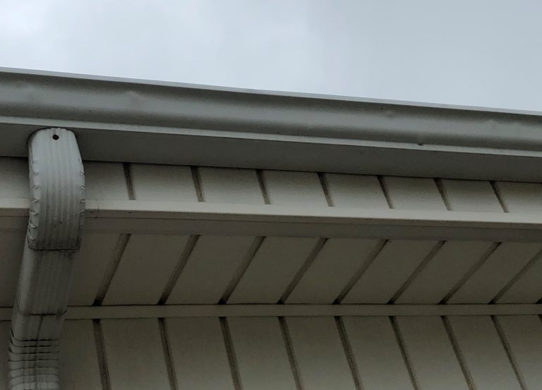 Hail Damaged Roof in Knob Noster Missouri