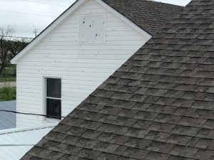 Stanberry Hail Damaged Roof
