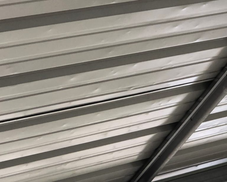 Hail Damaged Roof in Camdenton Missouri