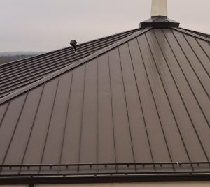 Warner Hail Damaged Asphalt Shingles