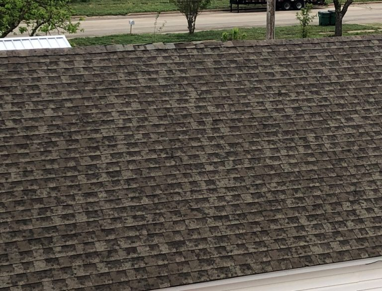 Hail Damaged Roof in Buckner Missouri